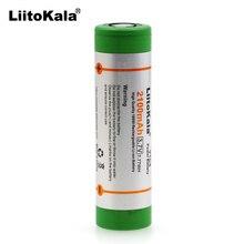 1 10PCS Liitokala מקורי US18650 VTC4 2100mAh 18650 3.6V ליתיום ower סוללה חשמלי רכב טעינה אלקטרוני סיגריות