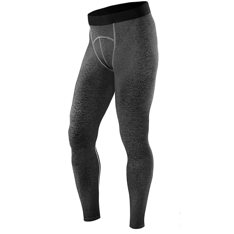 New Mens Compression Pants Bodybuilding Jogger Fitness Exercise Skinny Leggings Comperssion Tights Pants Trousers Clothes