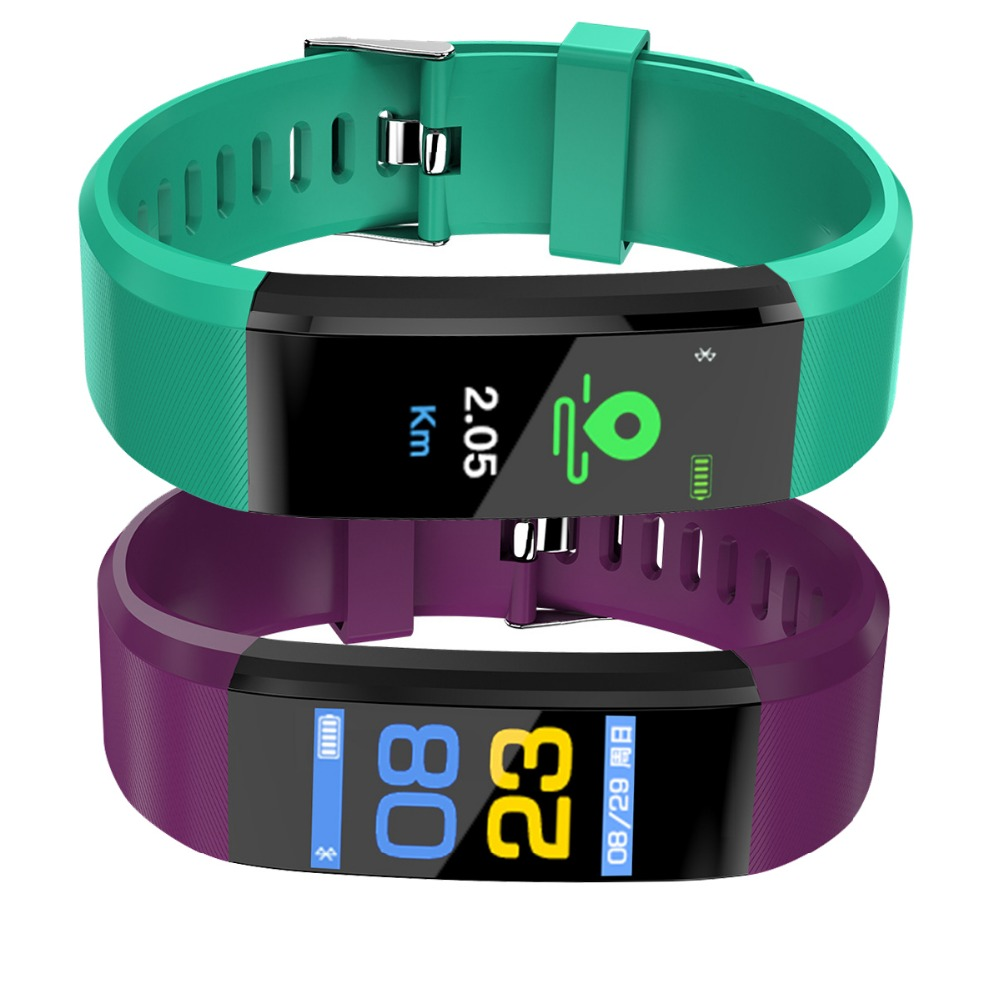 HAIOM A Smart Bracelet Women Watches Simple Cool Bluetooth Fashion Anti Lost Waterproof Remote Camera Control Out Sport Clock