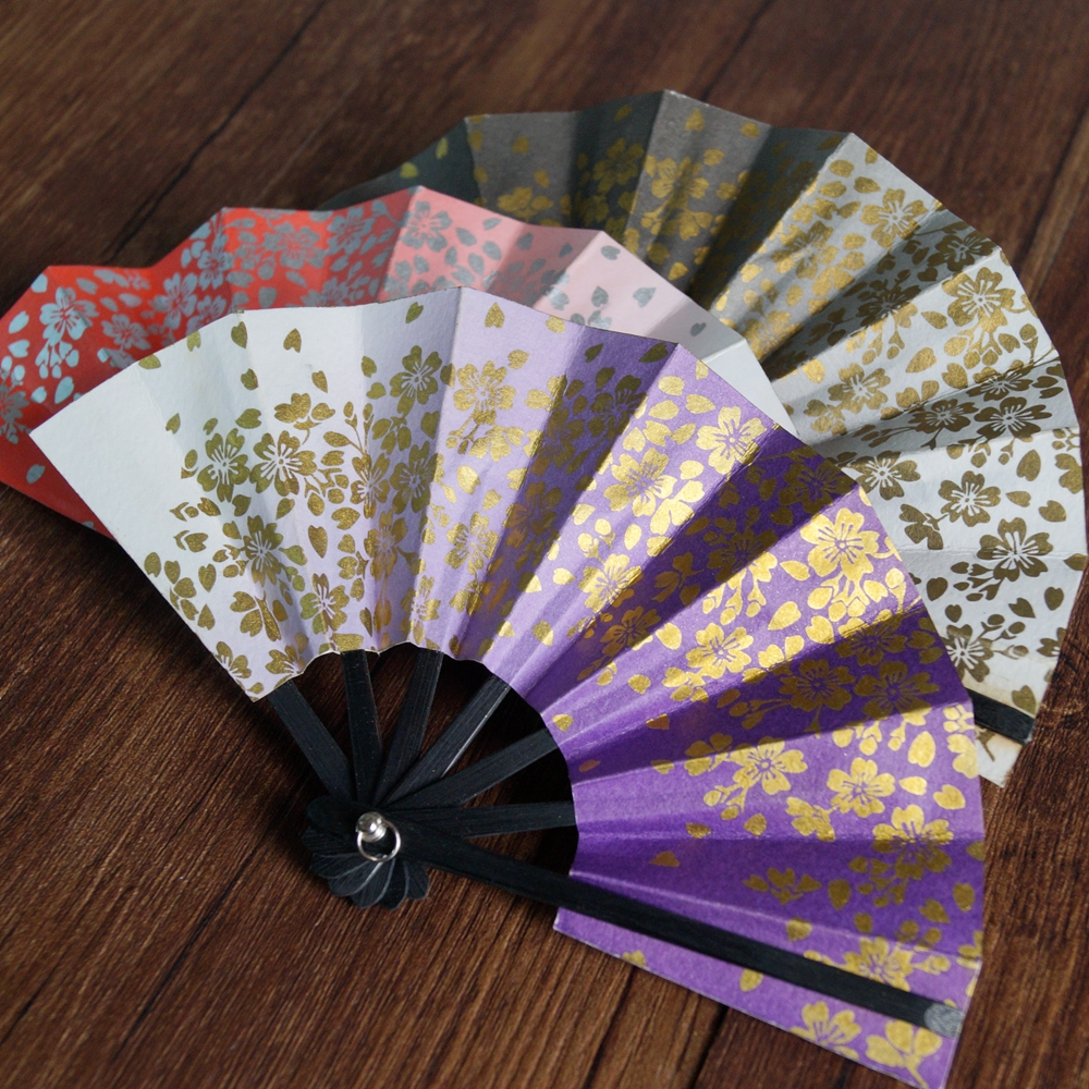 Dolls House Miniature Toy Chinese Style Fan for 1//3 BJD Dolls Accessory
