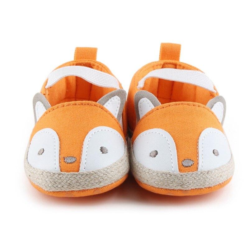 Autumn Toddler Infant Newborn Baby Shoes Boy Girls Cotton Soft Sole Cute Crib Shoes 0-12M