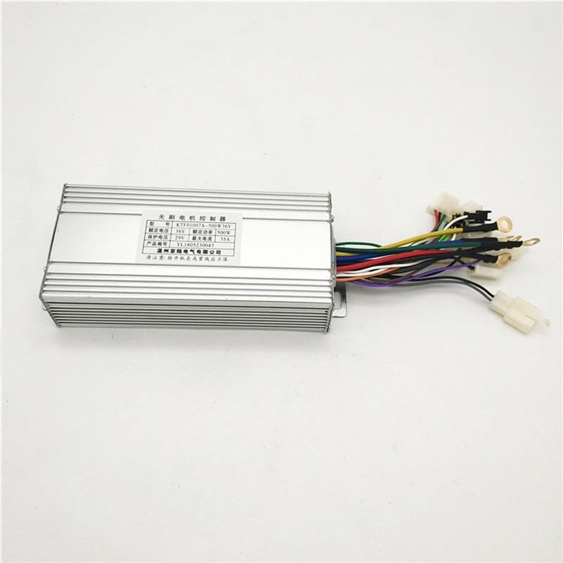 500 Watt 750 Watt 48 V BLDC Brushless DC Controller für BM1418ZXF - Radfahren - Foto 5
