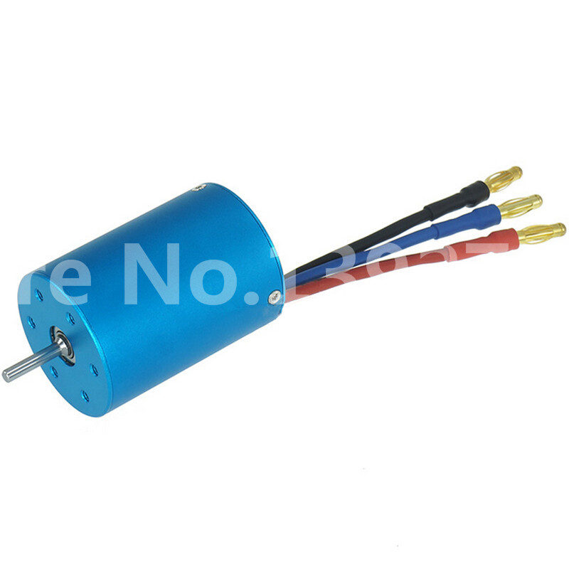 RC HSP 03302 3650 BRUSHLESS 540 Motor 3300KV 2700KV For 1/10 Scale Models 2S 3S Battery Remote Control Car Airplane 94123