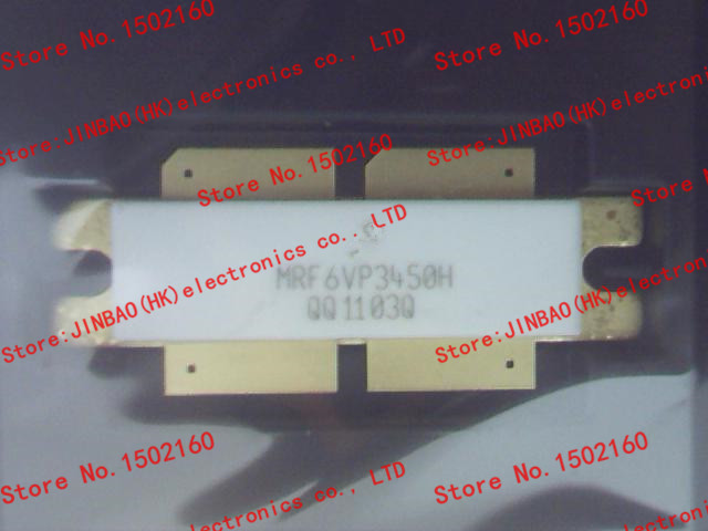 Free Shipping 1PCS/lots MRF6VP3450HR5 MRF6VP3450H MRF6VP3450HR high frequency tube module-in Integrated Circuits from Electronic Components & Supplies