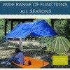 4-6 Persons Ultralight Multifunctional Waterproof Beach Mat Tent 3