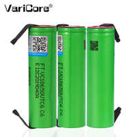 2019 VTC6 3.7V 3000 mAh 18650 Li-ion Rechargeable Battery 20A Discharge VC18650VTC6 batteries + DIY Nickel Sheets