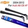 QEEPEI Windscreen Wiper For Audi A6 C6 4F 2004 2012 22 22 Wipers Blade Accessories Auto