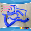 7 pieces For Audi A3 1.8T.TT MK1 silicone radiator coolant intercooler turbo hose kits