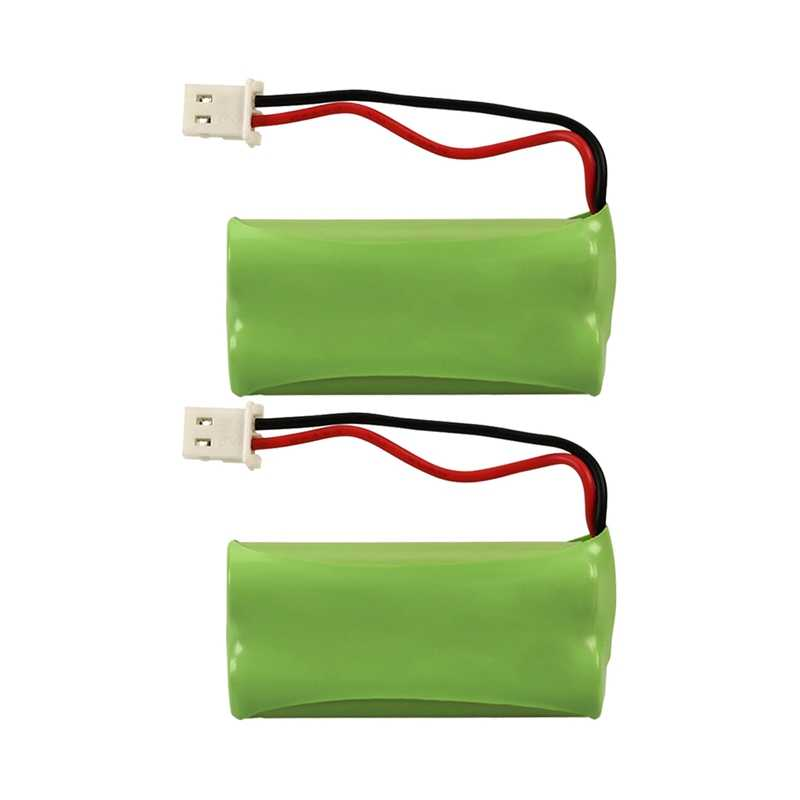 2x 2.4V 400mAh Battery for 2SN-AAA40H-S-X2 2SNAAA70HSX2F