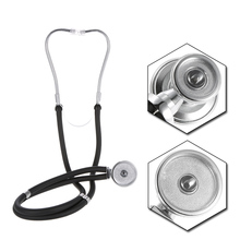 Multifunctional Dual Headed Stethoscope Double Tube Estetoscopio Portable Medical Stethoscope Health Care Equipment Tool