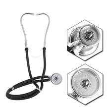 Multifunctional Dual Headed Stethoscope Double Tube Estetoscopio Portable Medical Stethoscope Health Care Equipment Tool