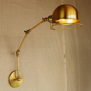 Vintage Led Wall Lamp American Loft Industrial wall light Bathroom wall Sconce lamps Dining Room Restaurant Modern wall Lighting