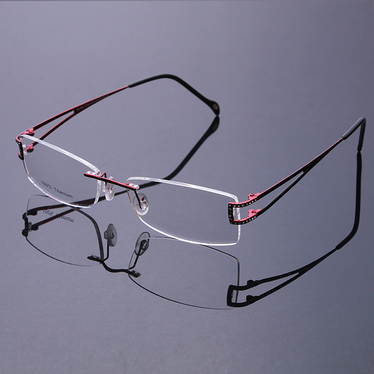 No Frame Mens Glasses : Aliexpress.com : Buy New 2016 Fashion High Grade ...