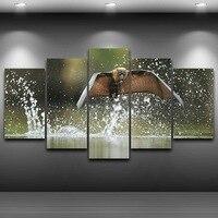 Spray Pintura A Óleo Decoração arte da parede Emoldurado up fotos Artísticas Pintura em Tela HD de Impressão Impresso Home Decor Bat AE0299