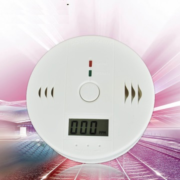 Carbon monoxide gas detection alarm