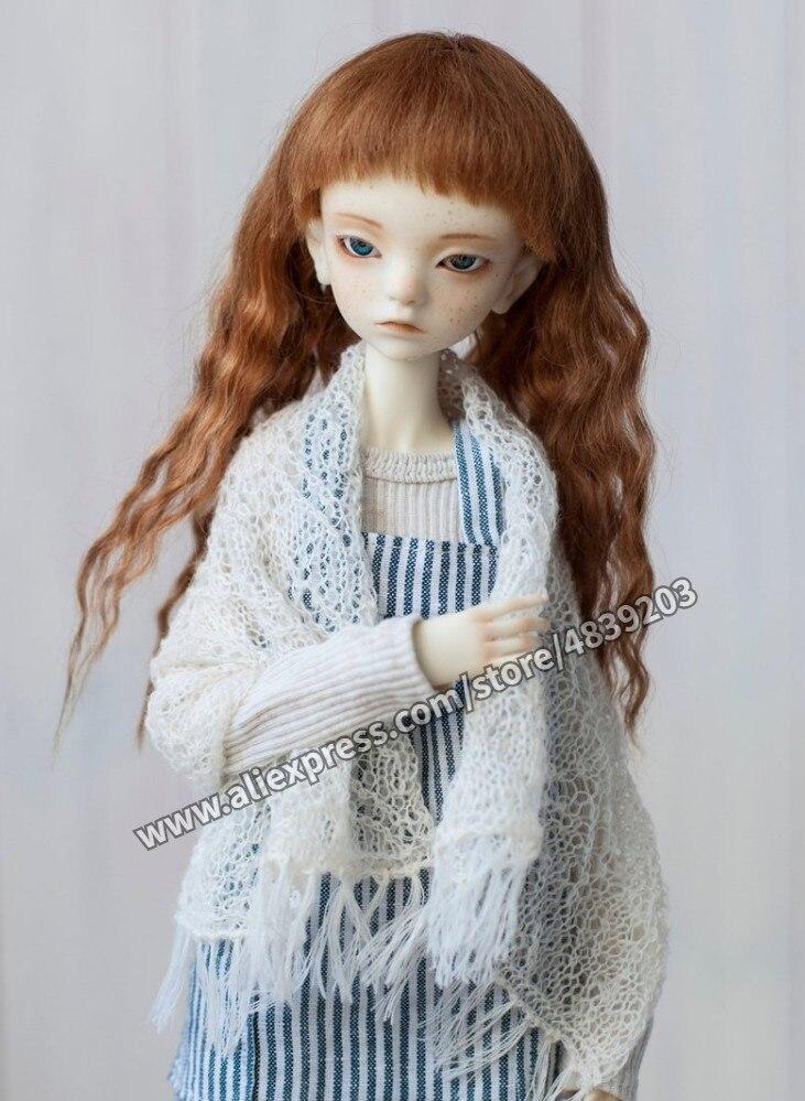 BJD doll 1/4 Bella slim modèle de mode enfants jouets de haute qualité meilleur cadeau d'anniversaire gratuit château de poupée d'oeil-in Poupées from Jeux et loisirs    1