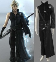 Final Fantasy VII Cloud Strife cosplay costume halloween