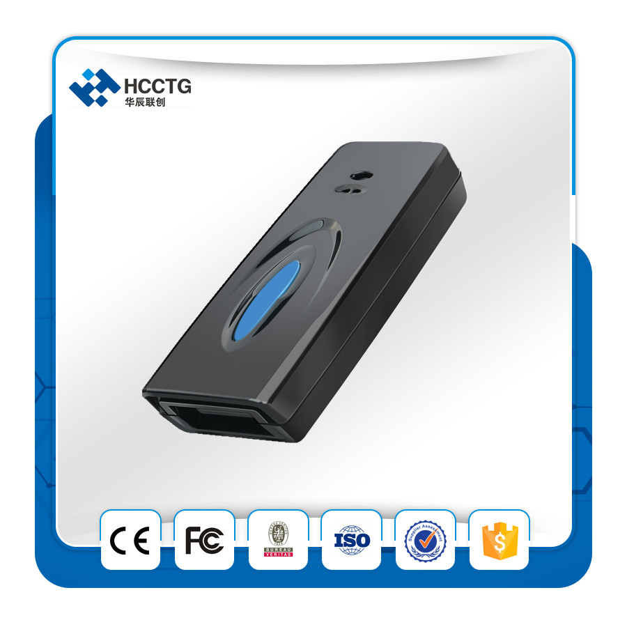mini bluetooth wireless handheld scanner de codigo 04