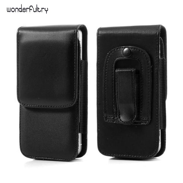 sports shoes 111b7 60294 US $3.99 |Wonderfultry For iphone SE 5c 5s Cover phone leather Vertical  Flip Belt Clip Leather Case Capa Holster for iPhone 7 6 6s / 4 4s-in  Holsters ...