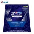 Crest 3D White Whitestrips LUXE 10/20 Tratamentos (cada um com 1 parte superior & 1 inferior) Efeitos Profissionais Dentes Branqueamento