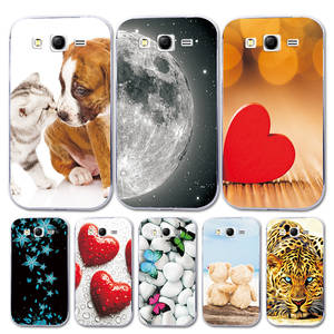 Cases-Cover I9080 Grand-Duos Samsung Galaxy Heart-Print for GT I9080/9060/Neo/.. Funda