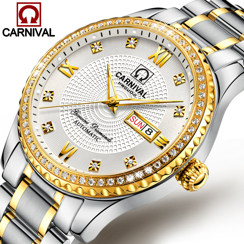 CARNIVAL Original Men's Automatic Mechanical Watch