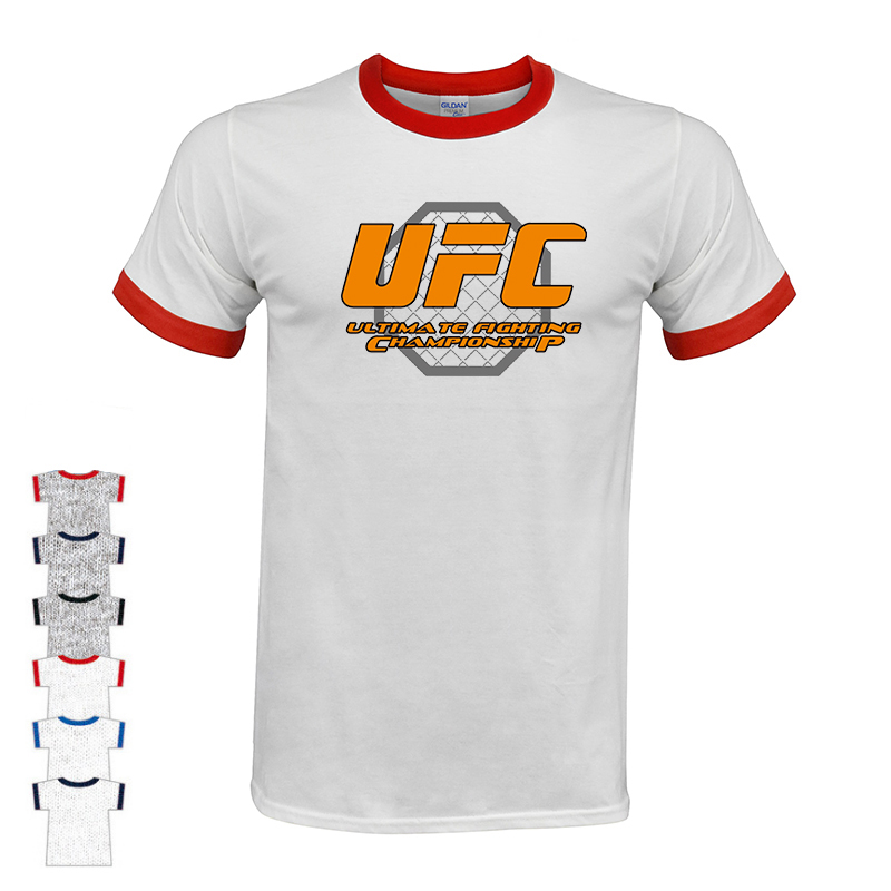 d186df2bfd87 Detail Feedback Questions about 2019 Ultimate Fighting Championship UFC men t  Shirt 2019 100% cotton O Neck t Shirt MEN Tops Casuals t Shirt Plus Size XS  ...