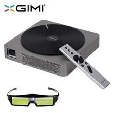 XGIMI Z4 Aurora Proyector Androide, soporte 4 K Full HD LLEVÓ el Proyector para Cine En Casa la Educación Proyector de Vídeo, Wireless LED TV
