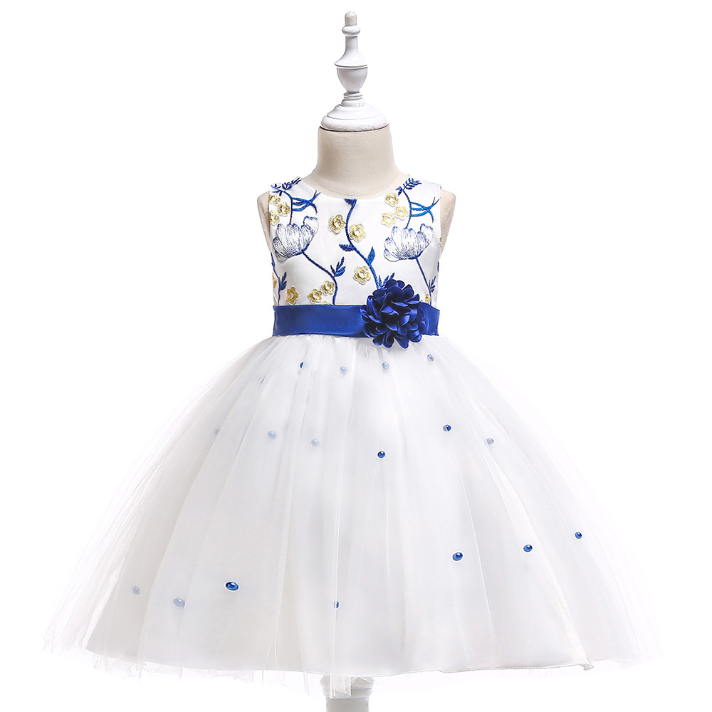 Free shipping   flower     girl     dresses     Girls     dresses   for party and wedding Pageant   dresses   for   girls