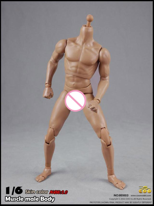 """Músculo Esqueleto 1//6 Corpo Musculoso Nu por 12/"""" Figura De Ação De Boneca Brinquedo Acessórios"""