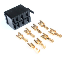 10pcs/lot, Wiring Connector plug For ARB Carling Narva type Rocker Switch