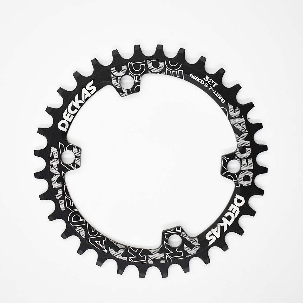 MTB 96BCD-S 32T 34T 36T 38T Narrow Wide Chainring Single Round//Oval Disc