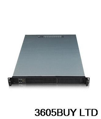 1U server chassis 165F 4 hard bit length 65 industrial chassis
