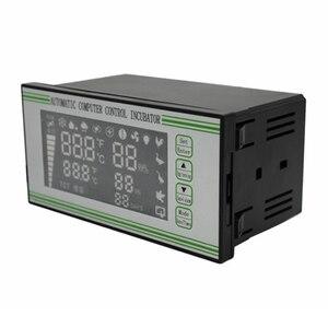 Полностью автоматический инкубатор для яиц, контроллер, термостат, гигростат с датчиком температуры и влажности