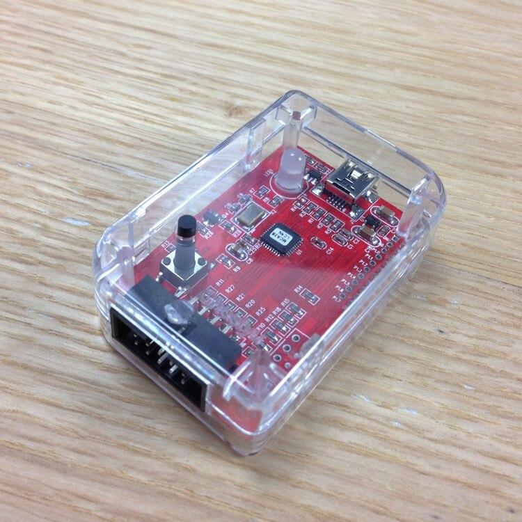 цена на ZigBee emulator Bluetooth CC-Debugger transparent shell 254025412530