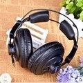 Monitoramento Superlux HD668B Semi-aberto Dinâmico Professional Studio Padrão Destacável Cabo de Áudio HIFI Fones De Ouvido Para Música de DJ