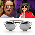 Jincool поляризовыванная марка мода солнцезащитных очков мужчин 2016 так старинные очки женщины конструктор настоящее солнцезащитные очки óculos de sol