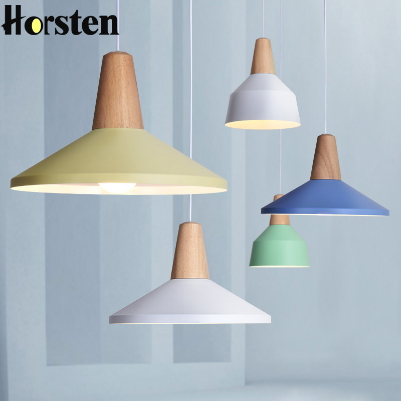 Hotsten Nordic Modern Minimalist Aluminum Pendant Lights Creative Colorful Pendant Light For Restaurant Living Room Cafe Bar E27 gilbert e big magic creative living beyond fear
