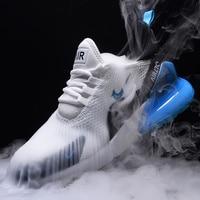 Men Sneakers Breathable Casual No slip Men Vulcanize Shoes Male Air Mesh up Wear resistant Shoes 39 47