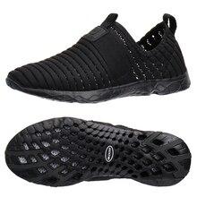 Aleader 2017 New Breathable Mens Shoes Summer Slip On Beach