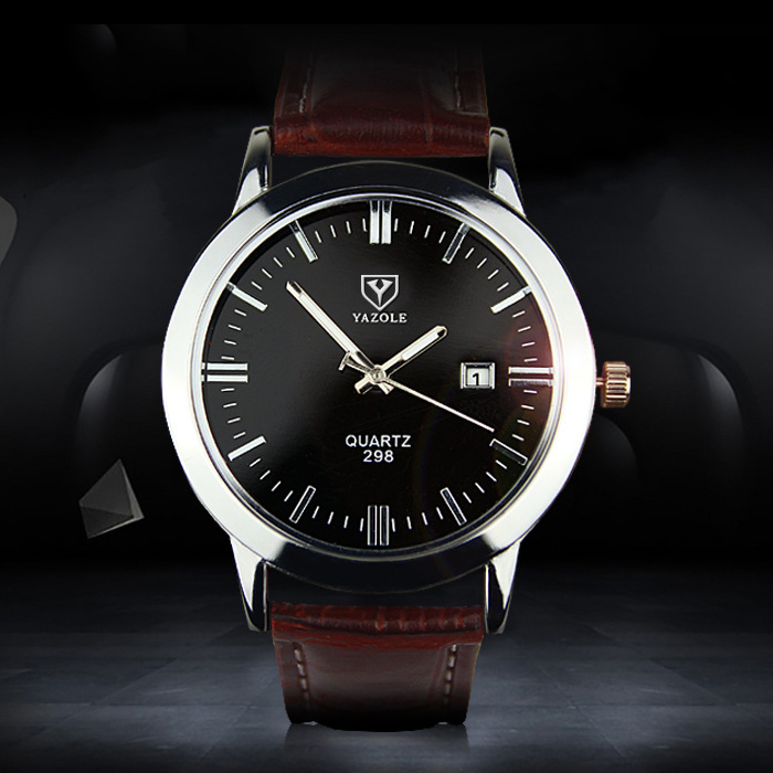 YAZOLE Wristwatch Wrist Watch Men Watches 2017 Top Brand Luxury Famous Male Clock Quartz Watch for Man Hodinky Relogio Masculino yazole new watch men top brand luxury famous male clock wrist watches waterproof small seconds quartz watch relogio masculino