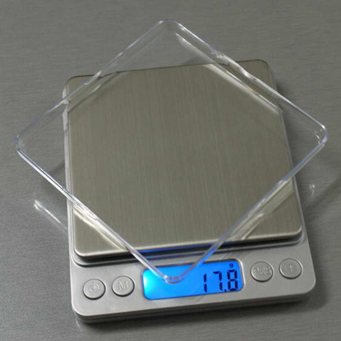 Pocket Scales 1000g/2000g/3000g x 0.01g Portable Mini Electronic Food Scales Postal Kitchen Jewelry Weight Digital Scale