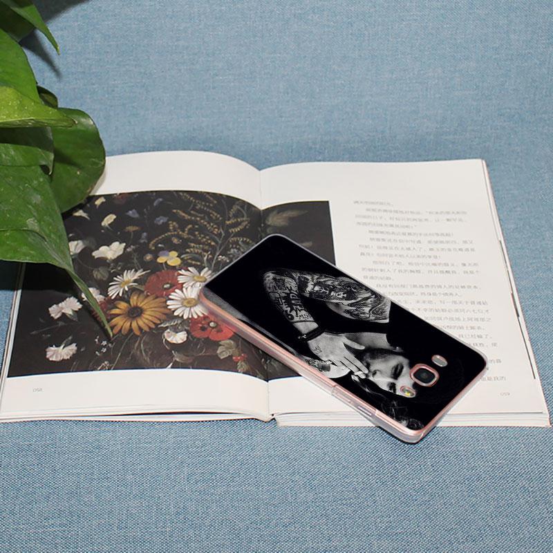 zayn malik pillowtalk transparent clear hard case cover for Samsung Galaxy J1 J2 J3 J5 J7Prime J7 J510 J710 2016