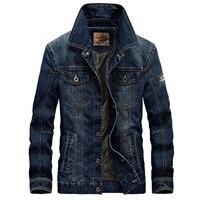 2016 New Spring Autumn Denim Jacket Men Turn Down Collar Fashion Slim Outerwear Jaquetas Masculino Jeans
