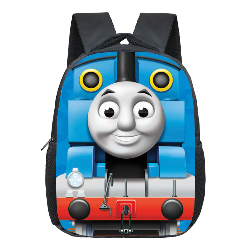 Thomas School Backpack For Boys Cartoon Backpacks Children Backpack Kids School Bags Kindergarten Backpacks Kids Daily Bag Gifts children anime gravity falls backpack boys girls cartoon adventure time backpacks kids school bags bookbag daily backpacks mabel