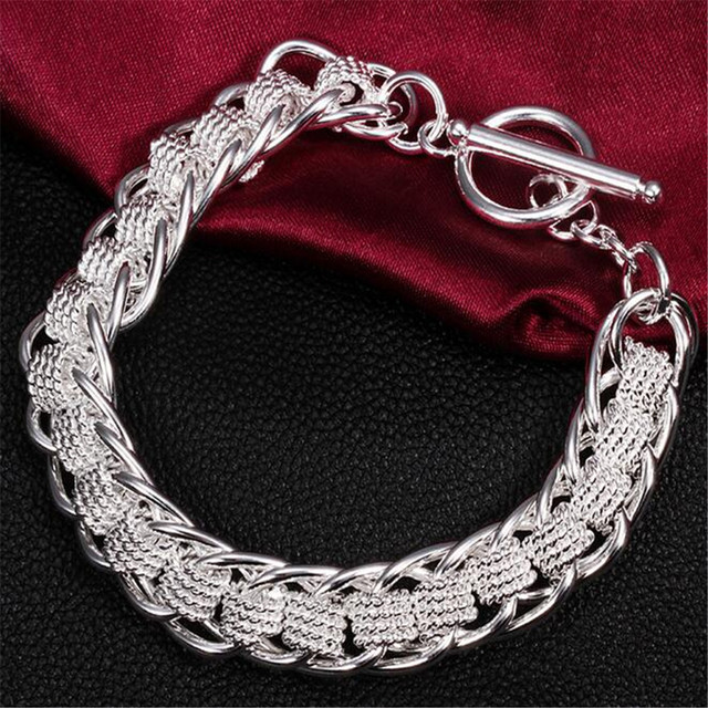 Modeschmuck silber armband