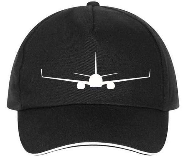 Prix pour XQXON-BOEING 737-800 avion impression de Haute Qualité hommes femmes chapeau Occasionnel mode unisexe casquettes de Baseball HH03