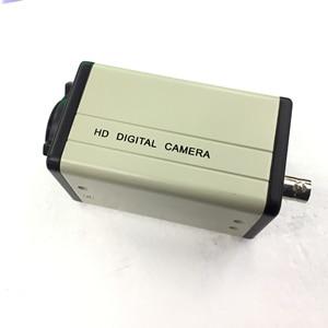 Image 2 - غطاء من الألومنيوم المواد واقية الأمن كاميرا تلفزيونات الدوائر المغلقة صندوق صغير قذيفة الإسكان