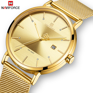 NAVIFORCE Lover's Watches for Men and Wo