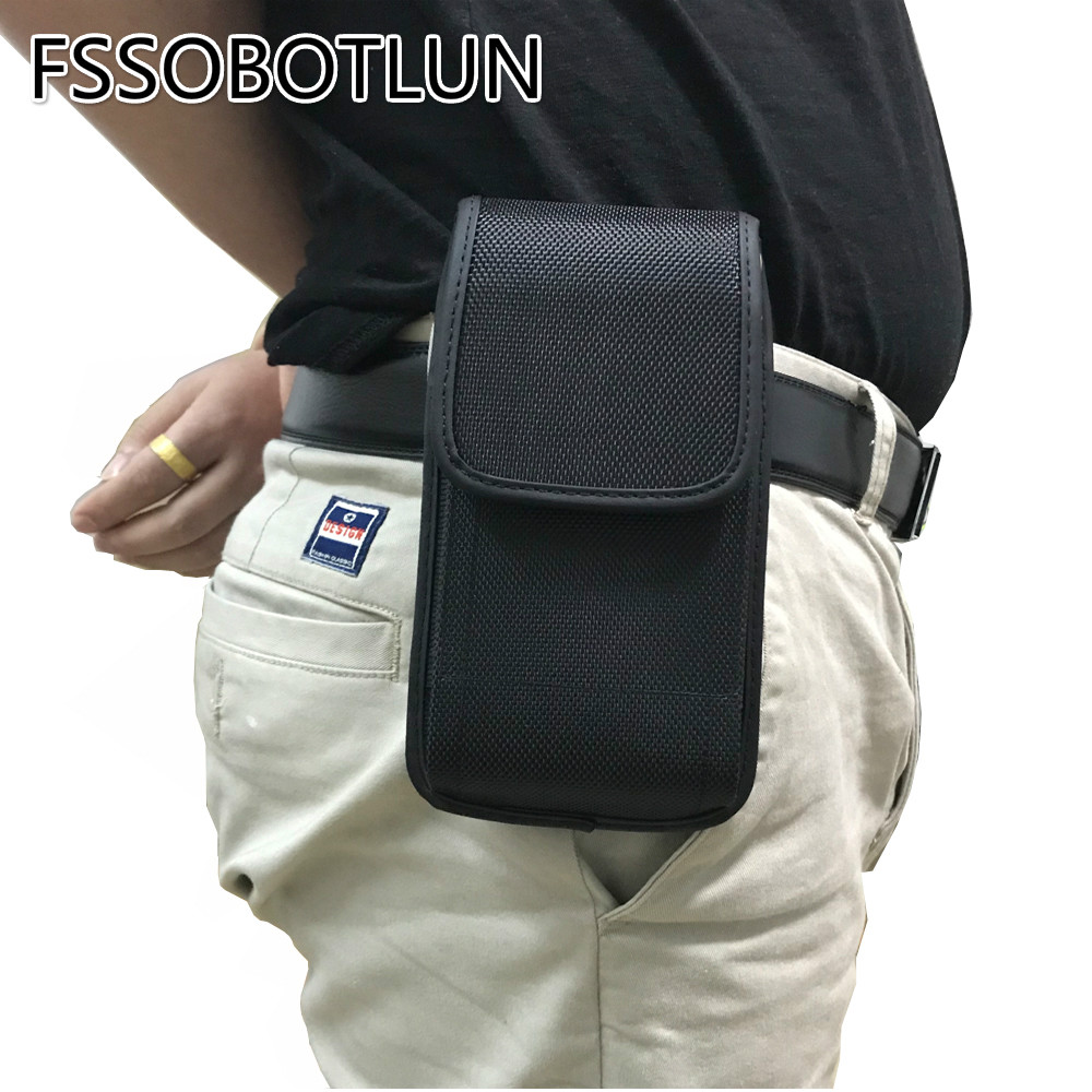 FSSOBOTLUN,Luxury Sport Holster Belt Clip Pouch Waist <font><b>Case</b></font> Cover Bag Shell For <font><b>Vivo</b></font> V9/ V7+Plus/ V5s/ V5+Plus/ V5Lite/ V5/ <font><b>V3Max</b></font> image